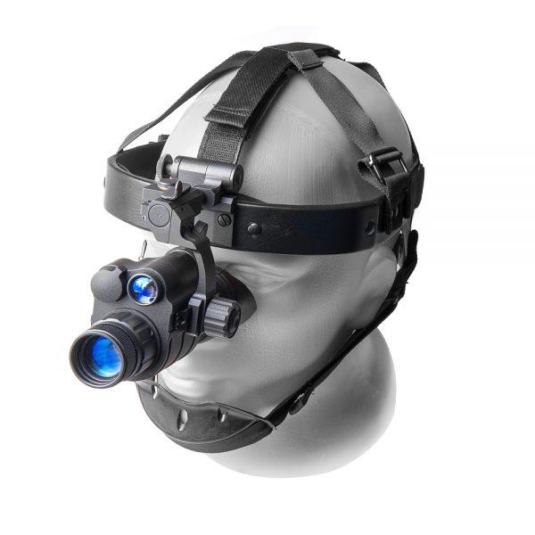 Monokulár nočného videnia LYNX М22 set na hlavu